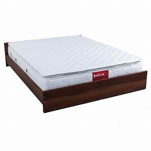 buy kurlon mattress memory foam new luxurino online in With cost of spring mattress