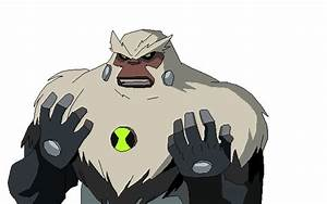 Image - Shocksquatch by will 10-d4i2l2m.png - Ben 10 Fan ...