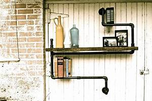 The, Hip, Subscription, Industrial, Pipe, Shelf