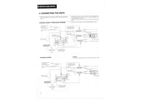 pioneer eq 6500 uc ew service manual immediate