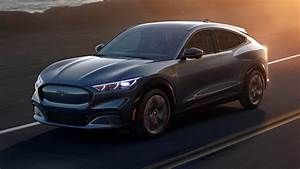 Leaked Info Suggests 2021 Mustang Mach-E Packs More Power ...