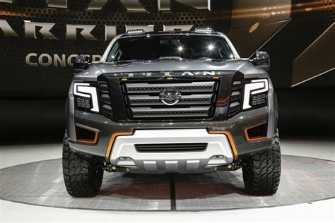2019 Nissan Titan Concept And Price  Trucks & Suv Reviews