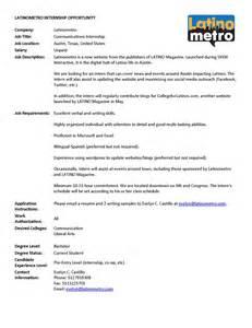 include internship on resume internships media studies update