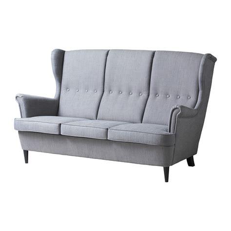 ikea high back sofa strandmon sofa ikea