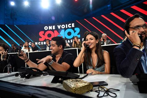 """Victoria Justice – """"One Voice: Somos Live!"""" Concert For ..."""