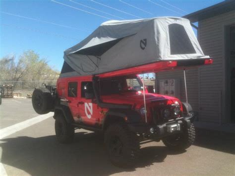 jeep pop up tent trailer jeep wrangler pop top cer by ursa minor vehicles