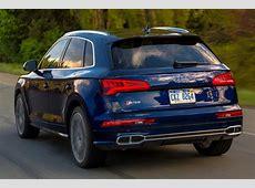 2019 Audi Q5 and SQ5 NY Daily News
