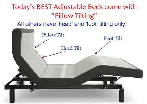 10 BEST Adjustable Beds - Reviews, Comparisons, PROS ...