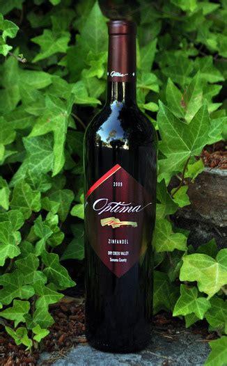 optima winery  dry creek valley zinfandel review