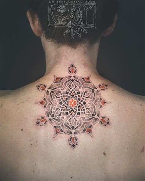 Geometric Heart Tattoo Designs