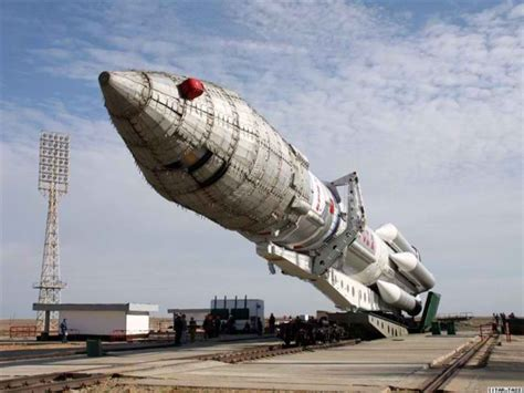 Russian Rocket Fails, Three Satellites Lost
