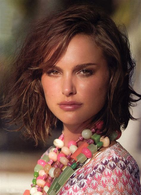 Elle Usa December Photoshoot Natalie Portman Photo