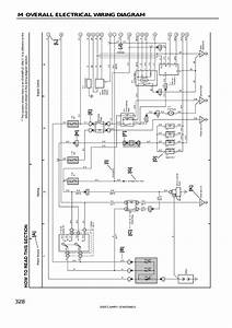 M Overall Electrical Wiring Diagram