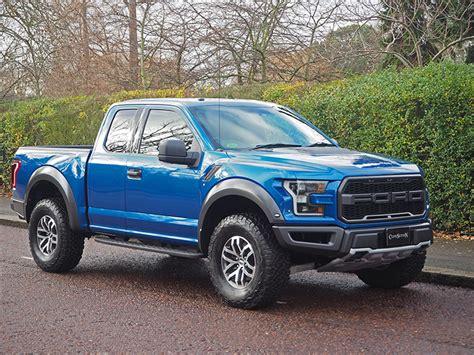 Ford Raptor Sudah Ada Pemanduan Sebelah Kanan