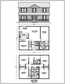 two story apartment floor plans simple two story rectangular house design with kitchen