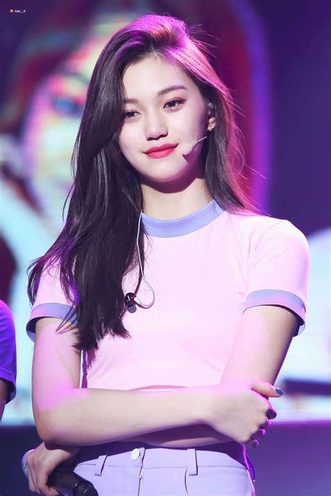 ioi doyeon images  pinterest kpop girls