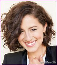 Short Haircuts for Wavy Curly Hair