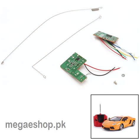Mhz Remote Control Circuit Board Pcb Transmitter