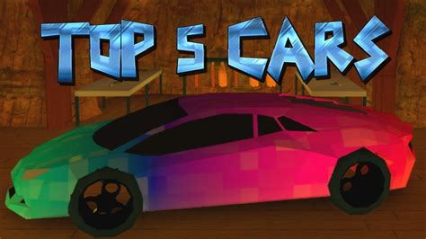 Top 5 Best Cars In Jailbreak Doovi