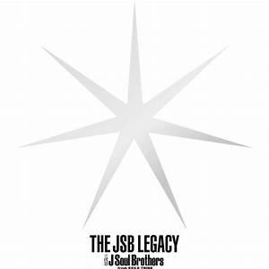 J Pop Jsb Legacy CD2DVD Limited Edition Sandaime J