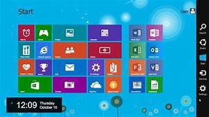Windows 10 User Interface