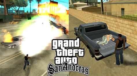 Gta San Andreas Top 10 Cleo Mods Of All Time Youtube