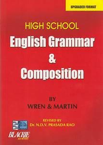 High School English Grammar  U0026 Composition Revised Edition