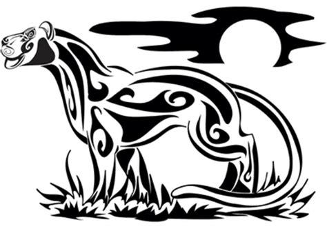 Tribal Panther Tattoo Designs Panther Tattoo Design, Art