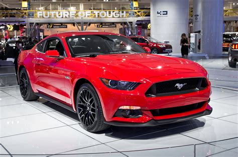 ford mustang price range 2015 ford mustang front three quarters photo 5