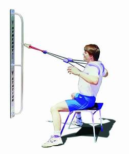 Total Body Exercise Chart Dual Stabilizer Bilateral Exercise Device Synergy Target