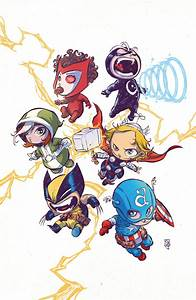 Uncanny Avengers Baby Cover by skottieyoung on DeviantArt