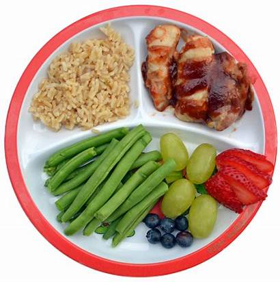 Plate Healthy Dinner Meal Daily Cacfp Serving