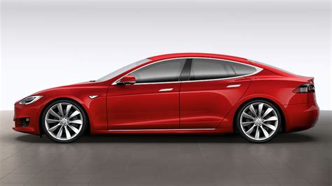 2017 Tesla Model S Facelift Revealed, 100 Kwh Battery Is A