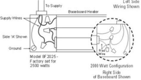 cadet heater wiring diagram cadet 240v baseboard heater wiring pictures to pin on