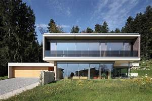 Moderne Innenarchitektur Einfamilienhaus : innenarchitektur haus gulm von aicher architekten wohn ~ Lizthompson.info Haus und Dekorationen