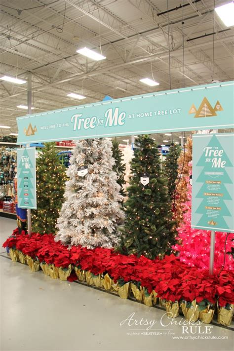 christmas tree lot ideas decor ideas with at home part 1 of 3 artsy rule 174