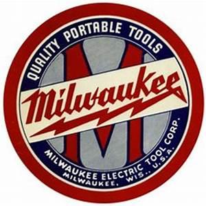 Milwaukee® Logos on Pinterest   Vintage Logos, Tools and ...