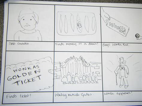 web interface design storyboard o 39 gorman