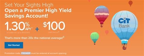 [Expired] CIT Bank High Yield Savings Account $100 Bonus ...