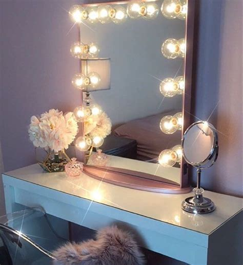 vanity table with light up mirror advantages having vanity lighted mirror the homy design