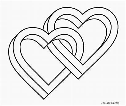 Coloring Heart Pages Printable Colouring Cool2bkids Hearth