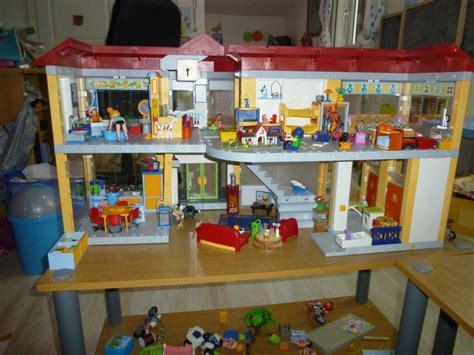 playmobile cuisine ma maison playmobil la fabrique de julie