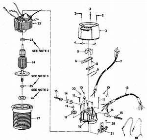 Craftsman Craftsman Router Parts