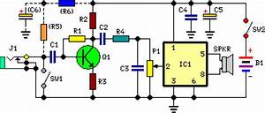 How To Build Speach Amplifier
