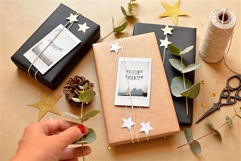 Cadeau Fait Fabrique Un Magnifique Emballage Cadeau De No 235 L Maison