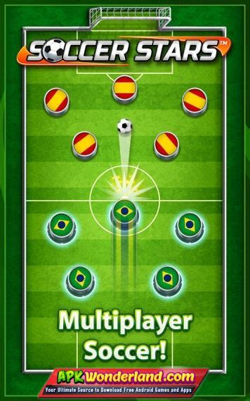 soccer stars  apk mod    android