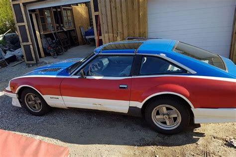 1984 Datsun 280zx by L 230 Kker Datsun 280zx Turbo Fra 1984 Budgetklassiker Dk