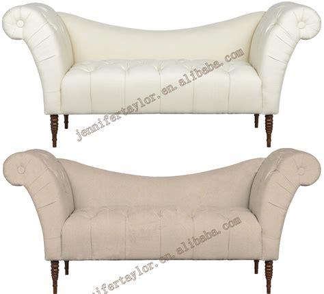 White Color Fabric Wedding Love Seat  Buy Wedding Love
