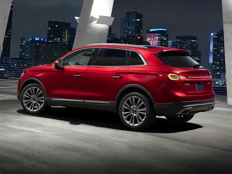 lincoln mkx specs pictures trims colors carscom