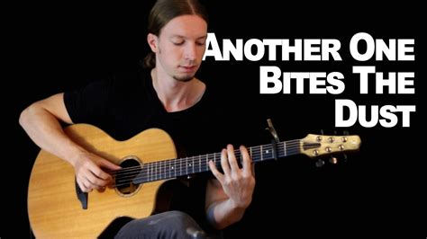 Another One Bites The Dust Fingerstyle Tabs